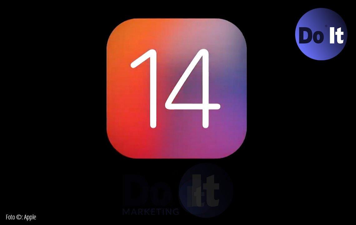 actualization de privacidad iOS 14