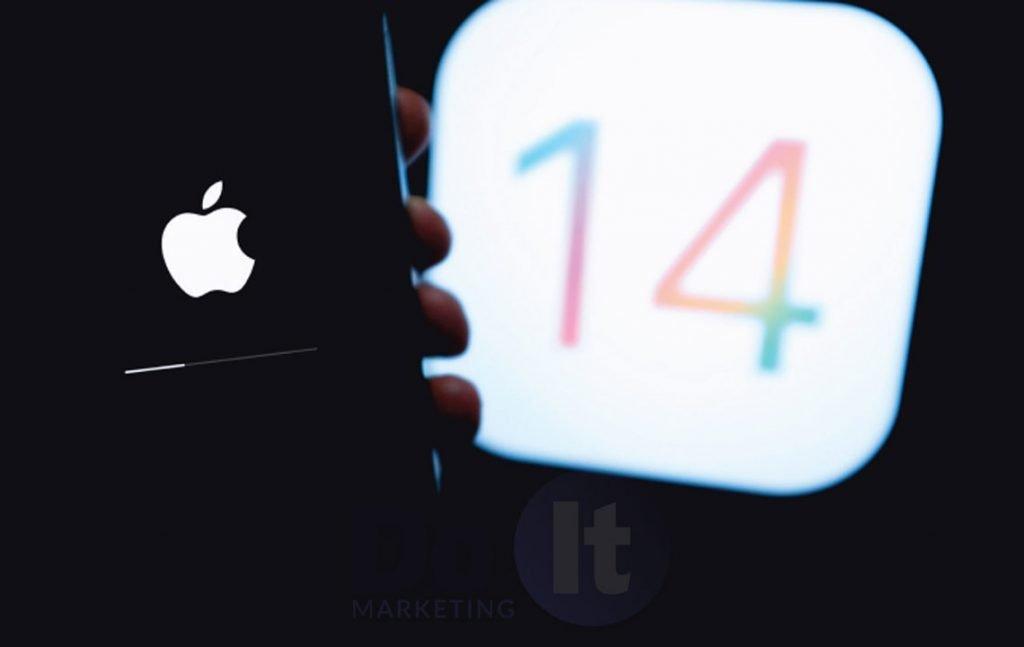 actualización de privacidad de apple iOS 14
