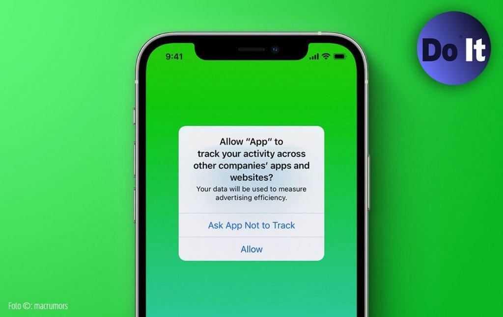 Alerta Apple iOS 14.5