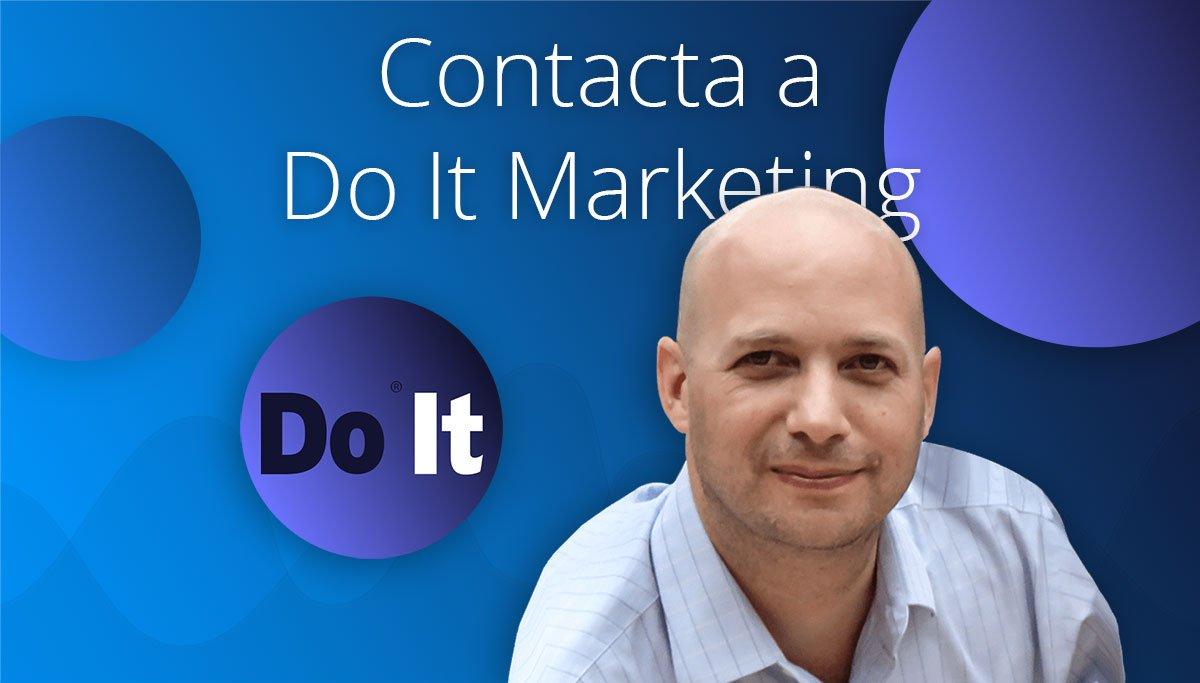 Contacto Do It Marketing